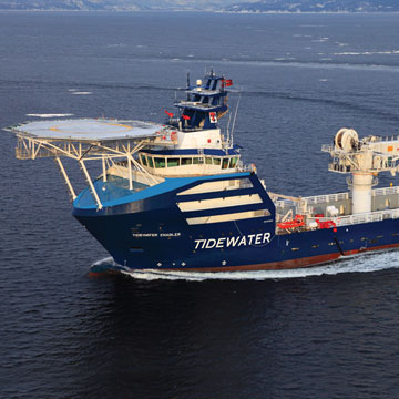 Fleet – Tidewater